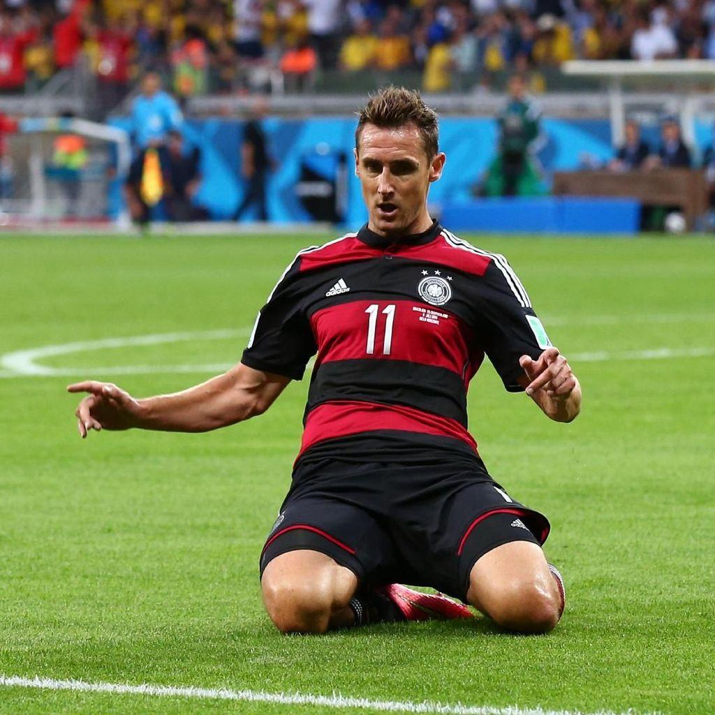 Pemain Tertajam di Piala Dunia: Dari Klose Hingga Messi