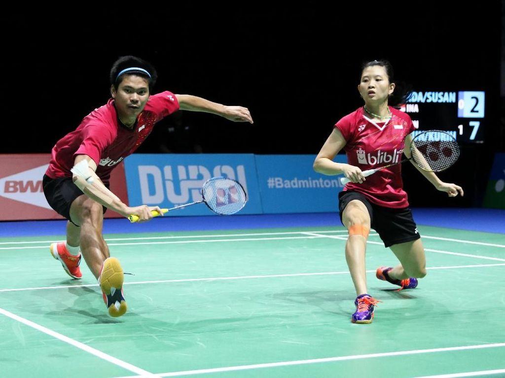 Praveen/Debby Pulang Tanpa Kemenangan