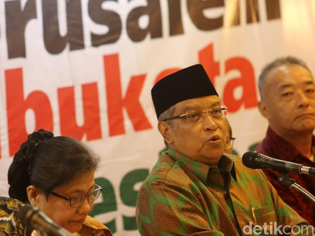 PBNU akan Gelar Rapat Mustasyar Bahas Posisi Maruf Amin