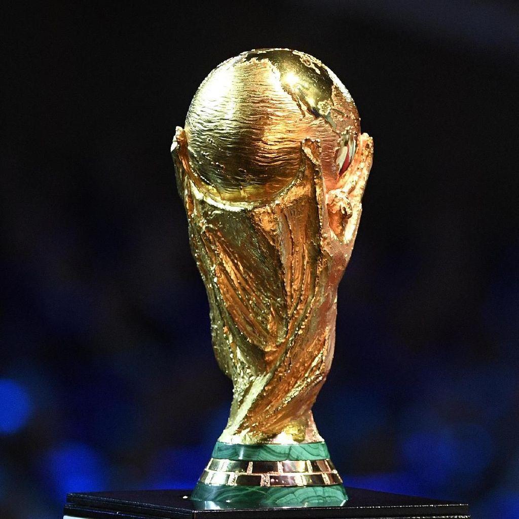 Horeee... Piala Dunia 2018 Tayang di Transmedia