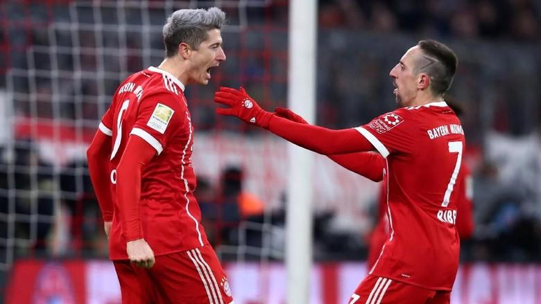 Jeda Musim Dingin Mendekat, Bayern Tak Boleh Kehilangan Fokus