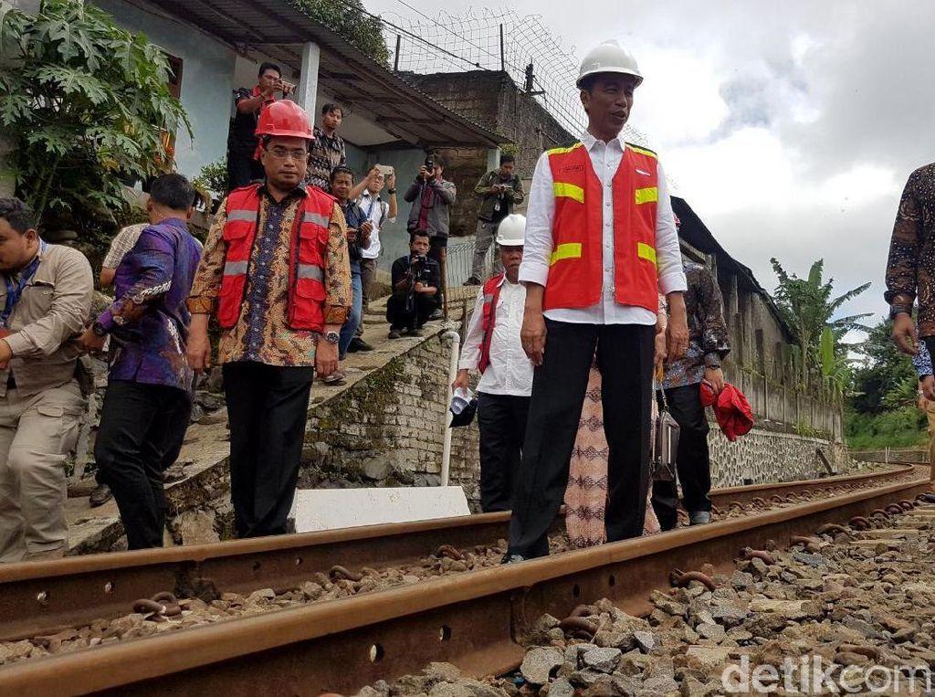 Ini Alasan Jokowi Rahasiakan Calon Lokasi Bandara Sukabumi