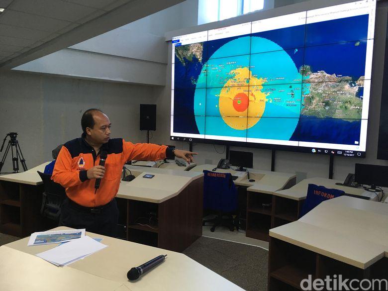 Gempa Tasik-Garut Akibat Pertemuan Lempeng Indo-Australia dan Eurasia