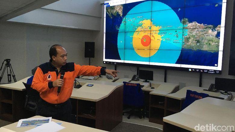 BNPB: Korban Meninggal Gempa 6,9 SR Makara 3 Orang