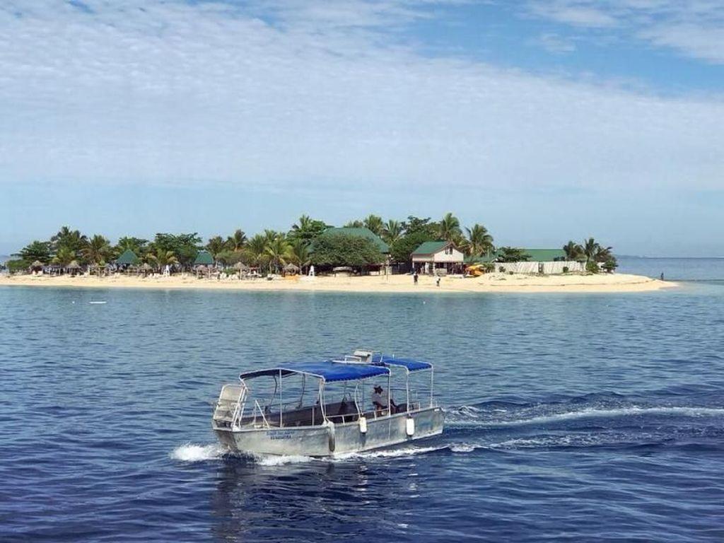 Potret Pulau-Pulau Cantik dari Fiji