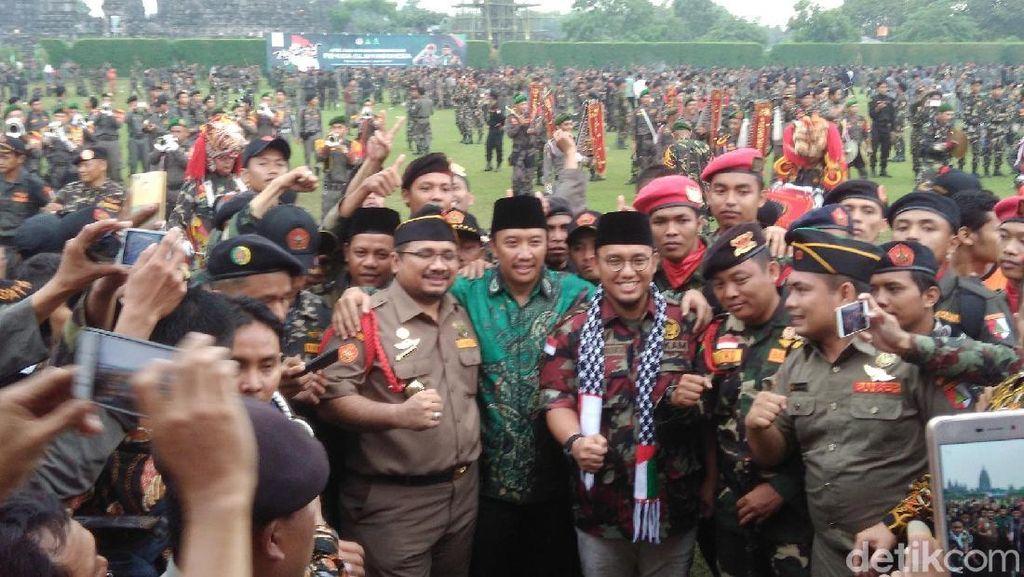 Apel Kebangsaan Langkah Awal Persatuan Pemuda Muslim Indonesia