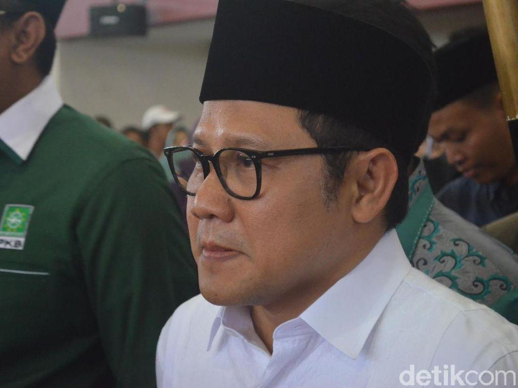 Bahas Pilpres 2019, Cak Imin Sudah Bertemu Megawati