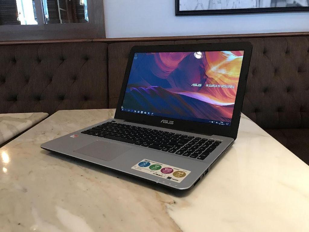 Notebook X550IK dari Asus dan AMD Buat Gamers