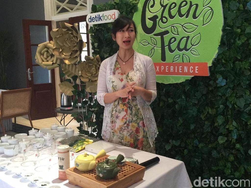 Segala Hal Soal Teh Hijau Diungkap di Green Tea Experience
