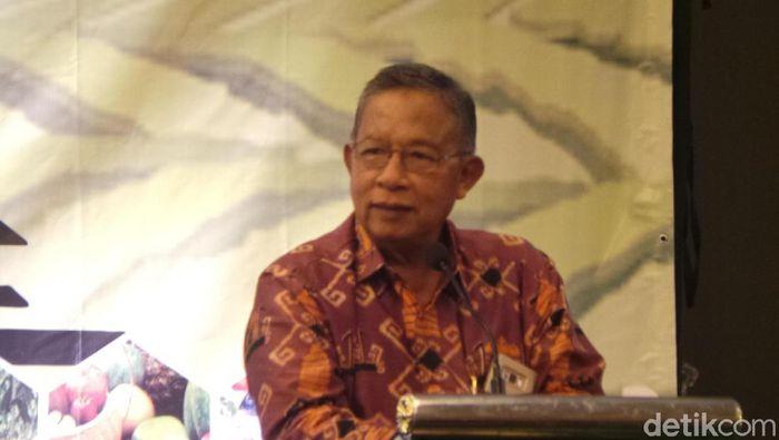 Rifan Financindo | Menko Perekonomian Darmin Nasution/Foto: Selfie Miftahul/detikFinance