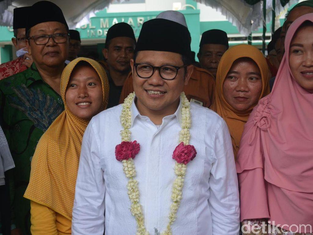 PKB Siapkan Cak Imin Isi Posisi Tambahan Kursi Pimpinan MPR