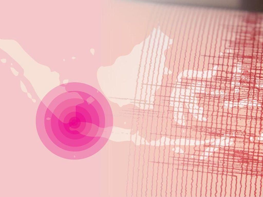 Analisis BMKG Soal Gempa di Lebak yang Terasa hingga Jakarta