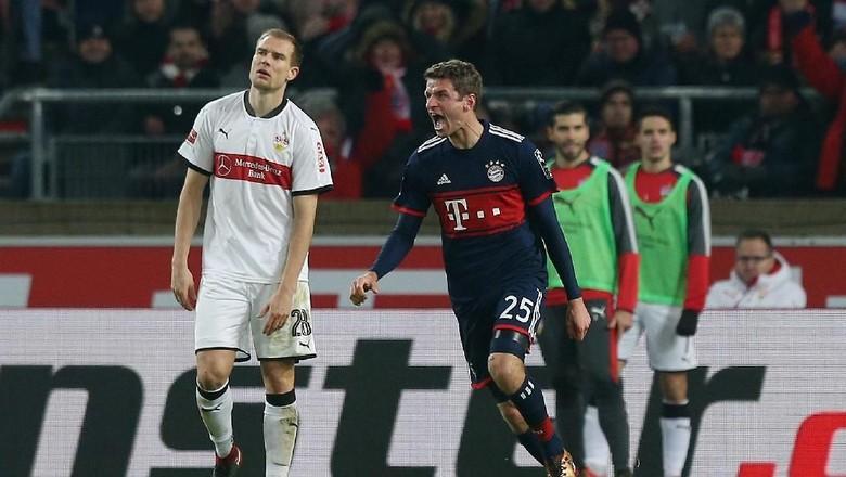 Bayern Munich Menang di Kandang Stuttgart