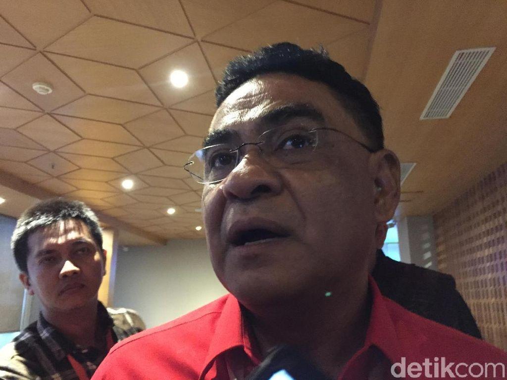 PDIP: Oposisi Penting, Tidak Harus Ada Power Sharing