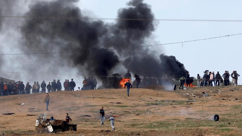 4 Warga Palestina Ditembak Mati Israel dalam Bentrokan Terbaru