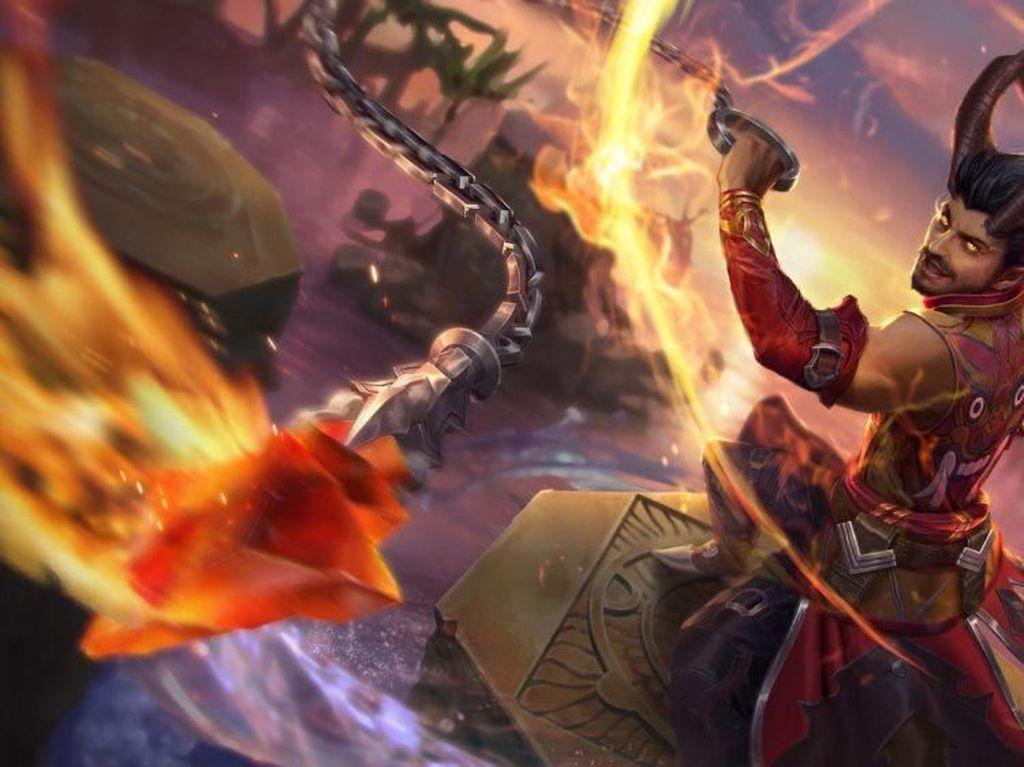 Hero Vainglory Ini Terinspirasi dari Legenda Bali