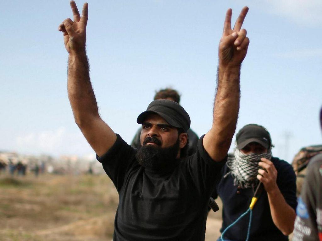 Israel Selidiki Kematian Demonstran Palestina Berkursi Roda