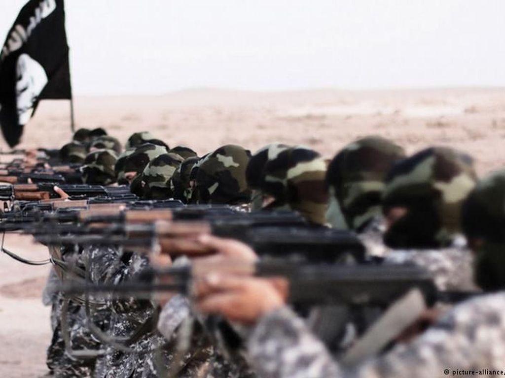 ISIS Gerilya di Tengah Pandemi Corona