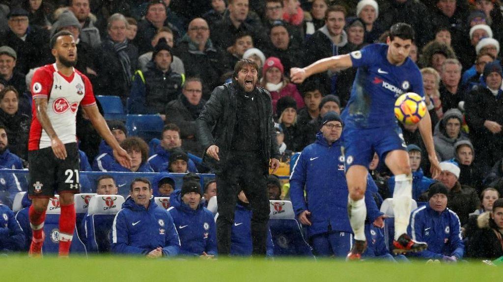 Conte: Kemenangan dan Catatan Clean Sheet yang Menyenangkan Chelsea