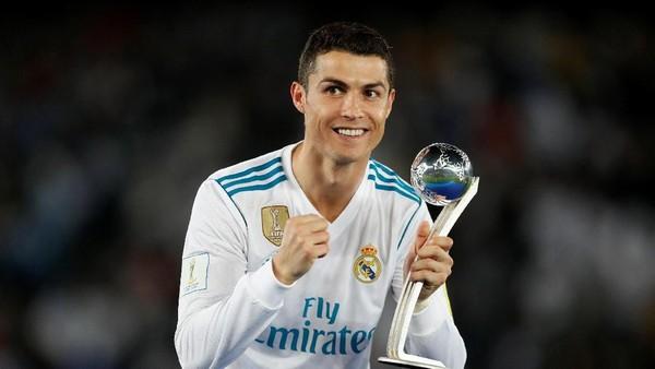 Ronaldo: Madrid Juara karena Berjuang Sampai Tenaga Habis
