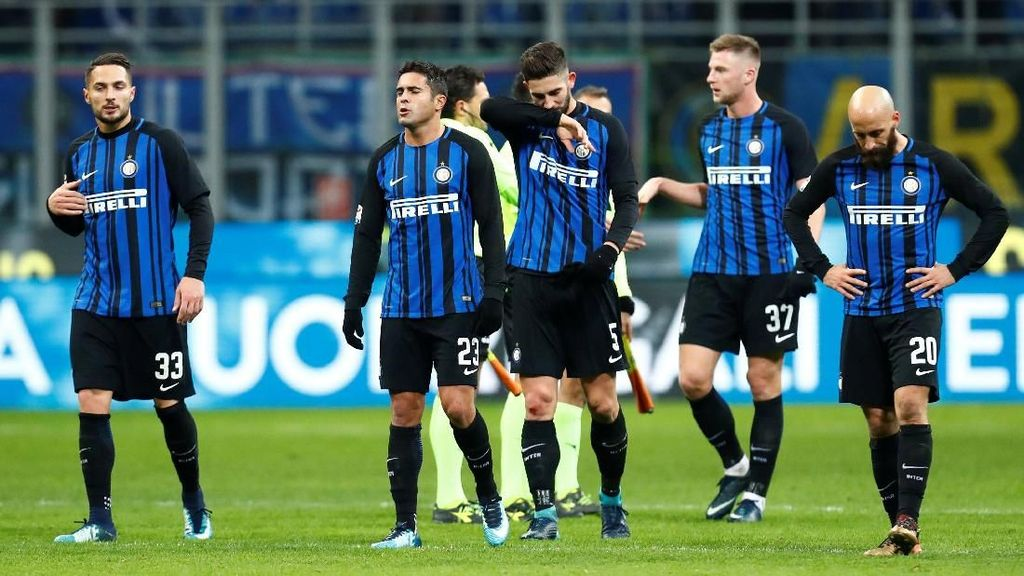 Icardi: Cepatlah Bangkit, Inter