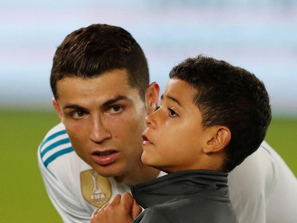 Masa Depan Sepakbola Ada di Kaki Ronaldo