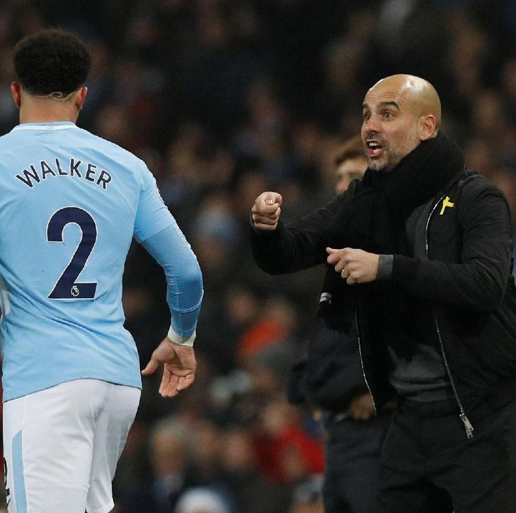Guardiola Kian Dekat ke Rekor Pribadi