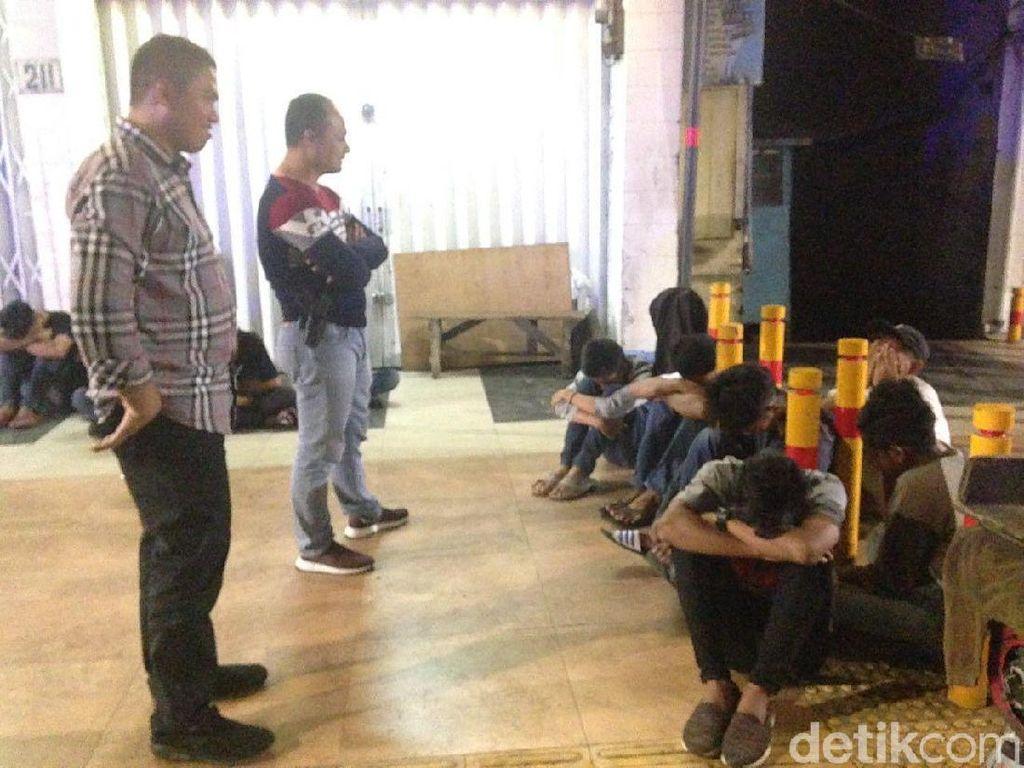 26 Orang di Palembang Terjaring Razia Preman