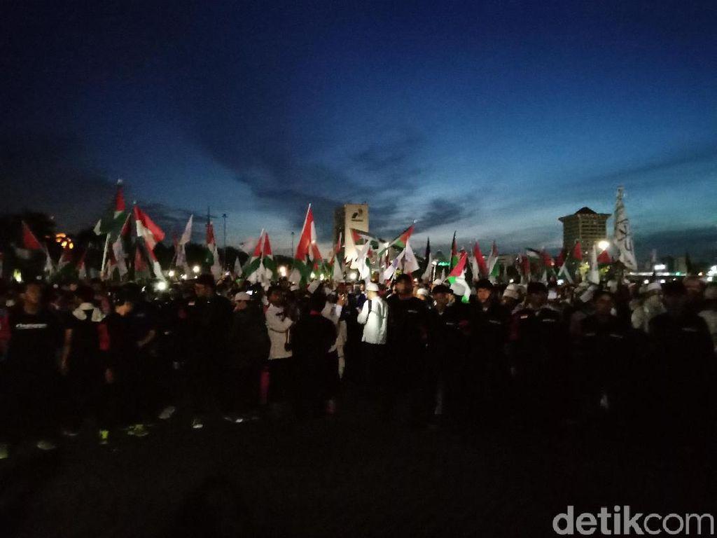 MUI: Umat Muslim Malaysia-Brunei Ikut Aksi Bela Palestina di Jakarta
