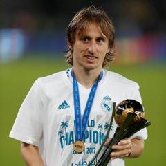 Modric Raih Bola Emas Piala Dunia Antarklub 2017