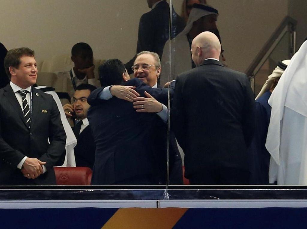 Perez Pastikan Madrid Tak Belanja Januari Nanti