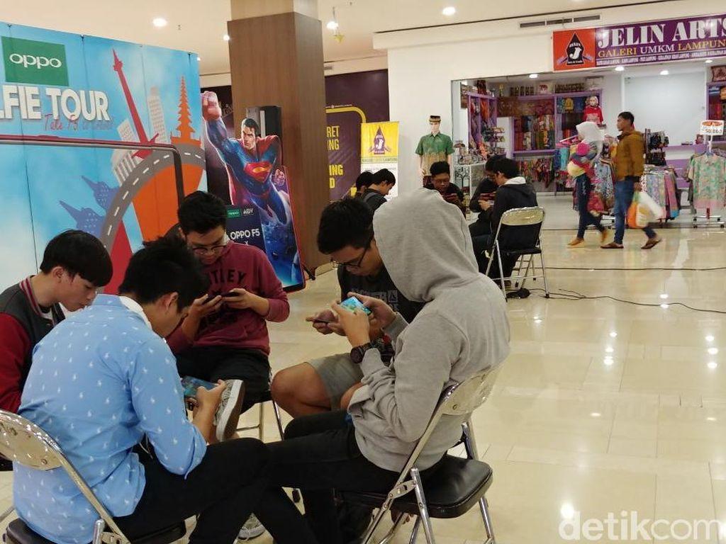 Setelah Lampung, Oppo F5 x AOV Bakal Sambangi Manado