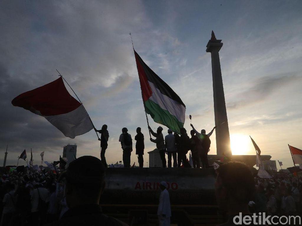 35.000 Personel Gabungan Amankan Aksi Bela Palestina