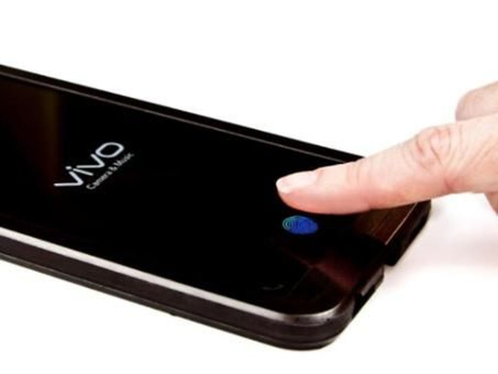 Pembuat Ponsel Pertama dengan Fingerprint di Layar Adalah...
