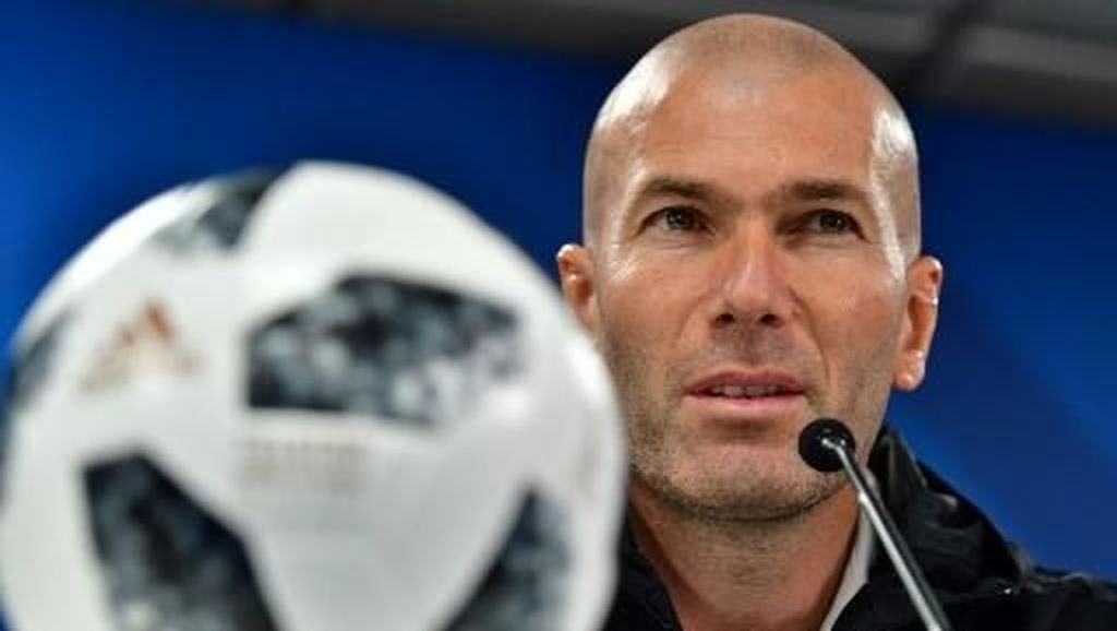 Zidane Sudah Punya Delapan Trofi sebagai Pelatih Madrid