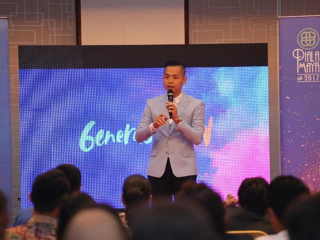 Ernest Hapus Tweet Kritikan ke Arie Untung soal Aksi 812 Malaysia
