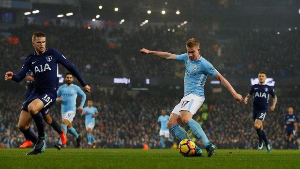 Kevin De Bruyne adalah salah satu pemain terbaik Manchester City musim lalu.