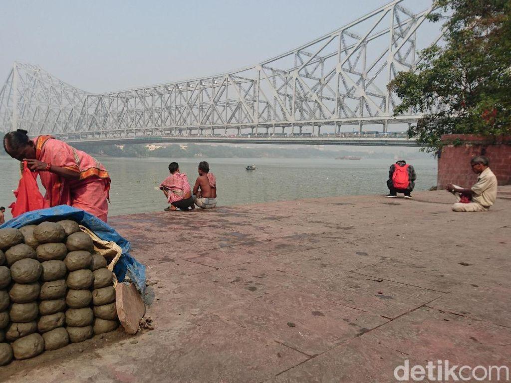 Foto: Ini Lho Sabunnya Orang Kolkata