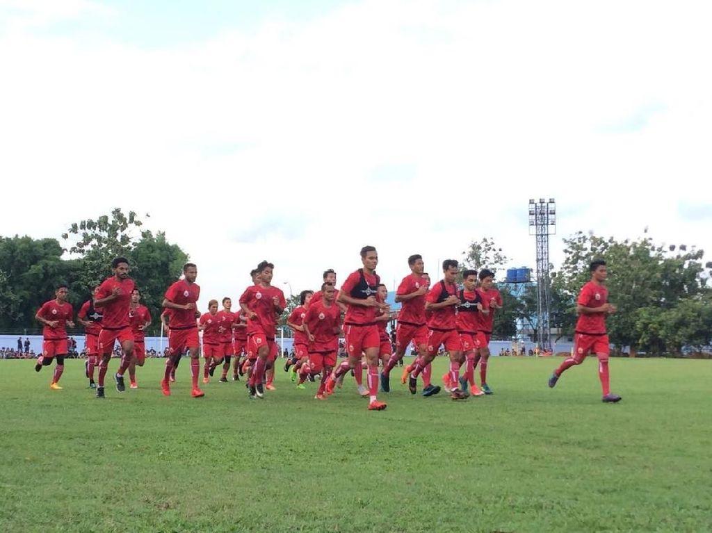 Ini Para Pemain yang Akan Dibawa Persija ke Turnamen di Malaysia