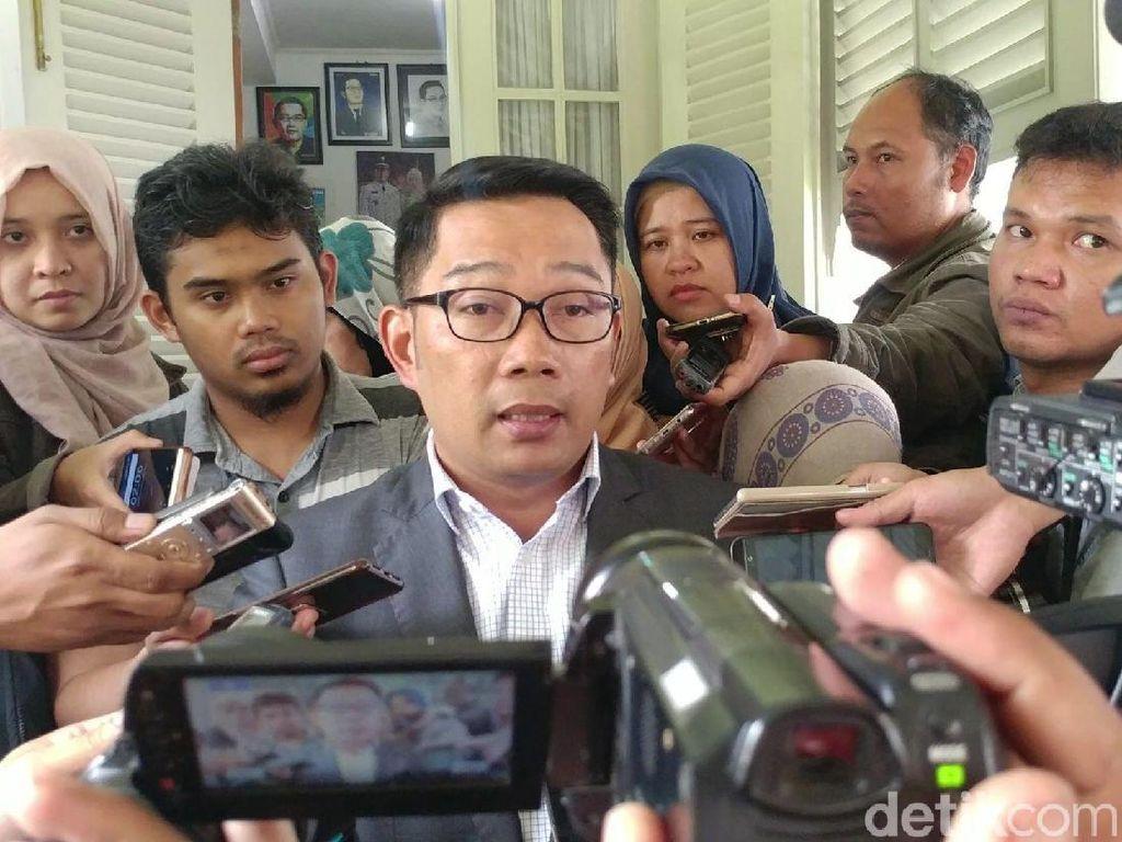SK Cerai Golkar yang Diterima Ridwan Kamil Via Satpam Bukan Asli