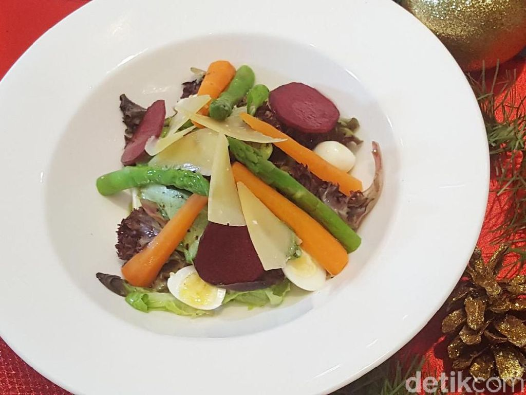 Resep Salad : Rosso Salad