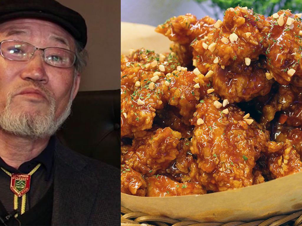 Terungkap, Ini Dia Sosok Penemu Ayam Goreng Korea yang Populer!