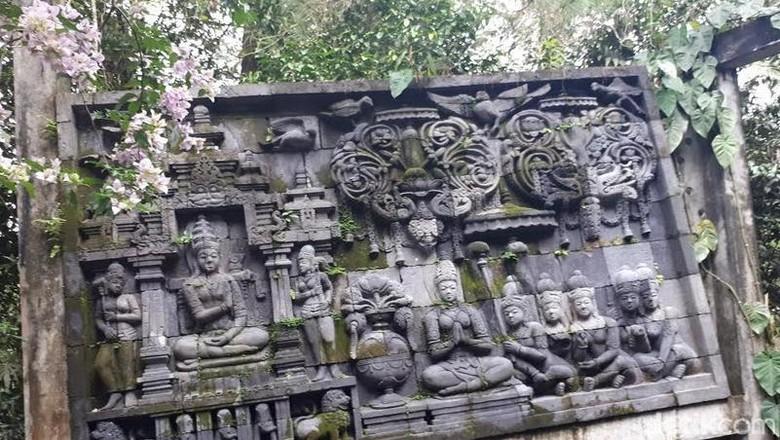 Seputar Museum Ullen Sentalu yang Kental dengan Sejarah Jawa Foto: Shinta/detikTravel