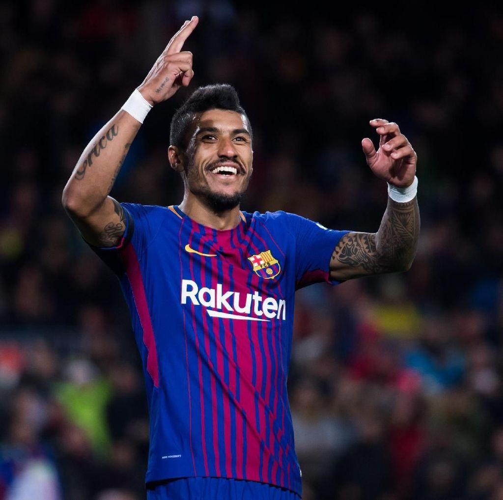 Paulinho Gelandang Tertajam di La Liga Sejauh Ini