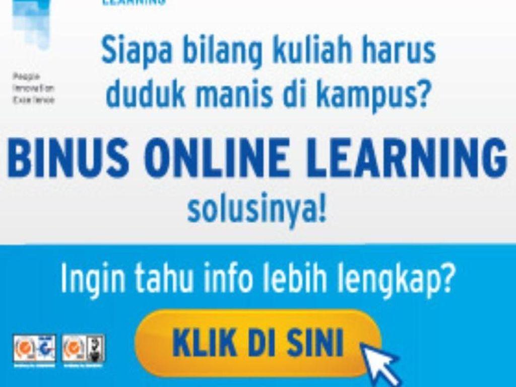 Binus Online Learning, Solusi Bagi yang Super Sibuk