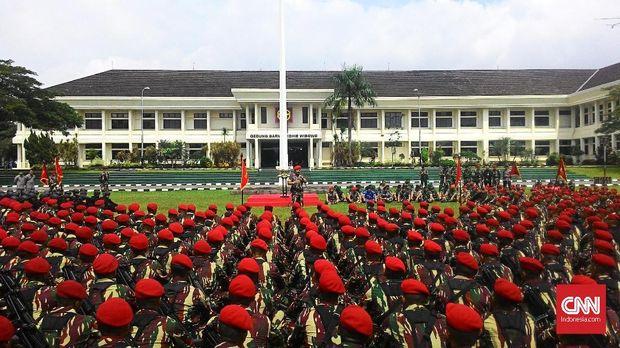 Mengenal Pasukan Khusus Anti Teror di Indonesia