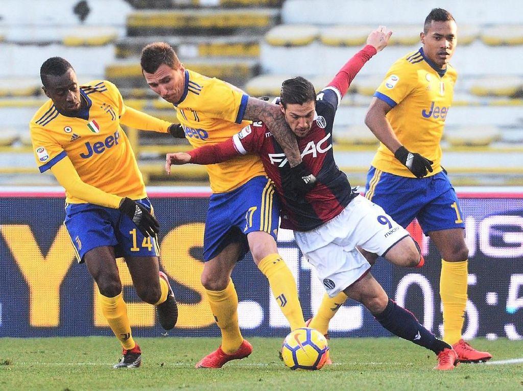 Allegri Puas dengan Solidnya Penampilan Juventus
