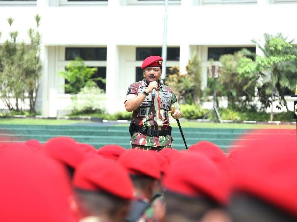 Tepis Eks Dirjen Hubla, Panglima TNI: Paspampres Tak Terlibat