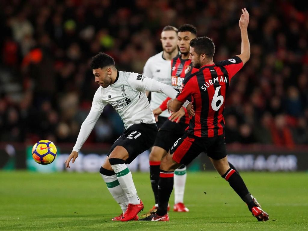 Liverpool Menang karena Fokus dan Disiplin