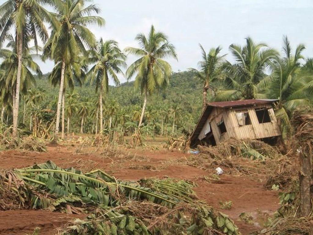 Korban Jiwa Badai Kai-Tak di Filipina Jadi 43 Orang, Puluhan Hilang